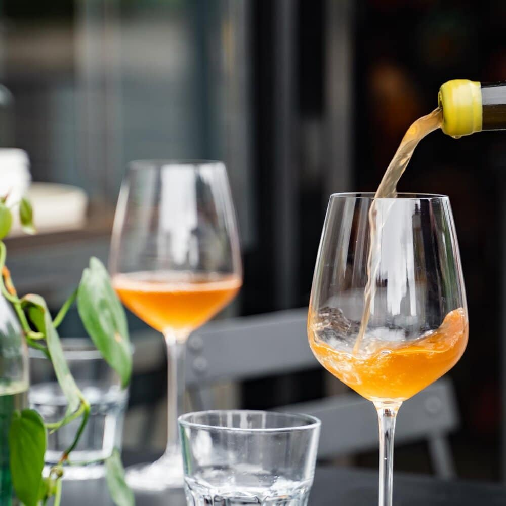 the-uk's-first-ever-orange-wine-bar-has-opened-in-hackney-•-silver-lining